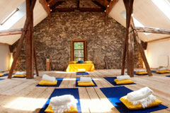 Yoga hall - Alpen Retreat
