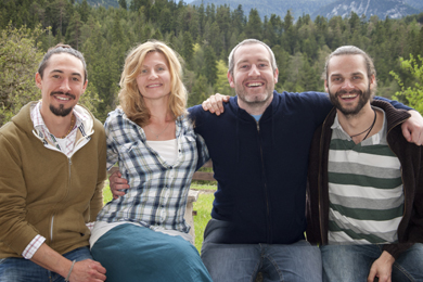 Das AlpenRetreat Team