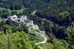 Yoga-Holiday-in-the-Austrian-Alps-Ruine-Ehrenberg
